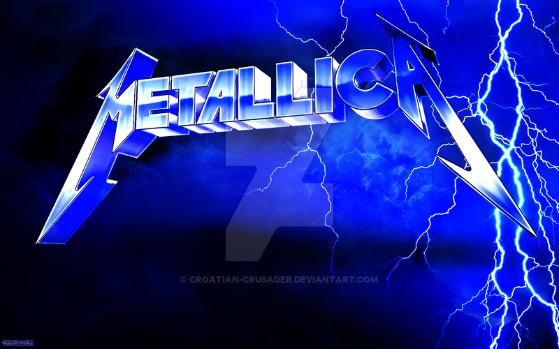 Metallica   Ride The Lightning clouds by croatian crusader on 800x500