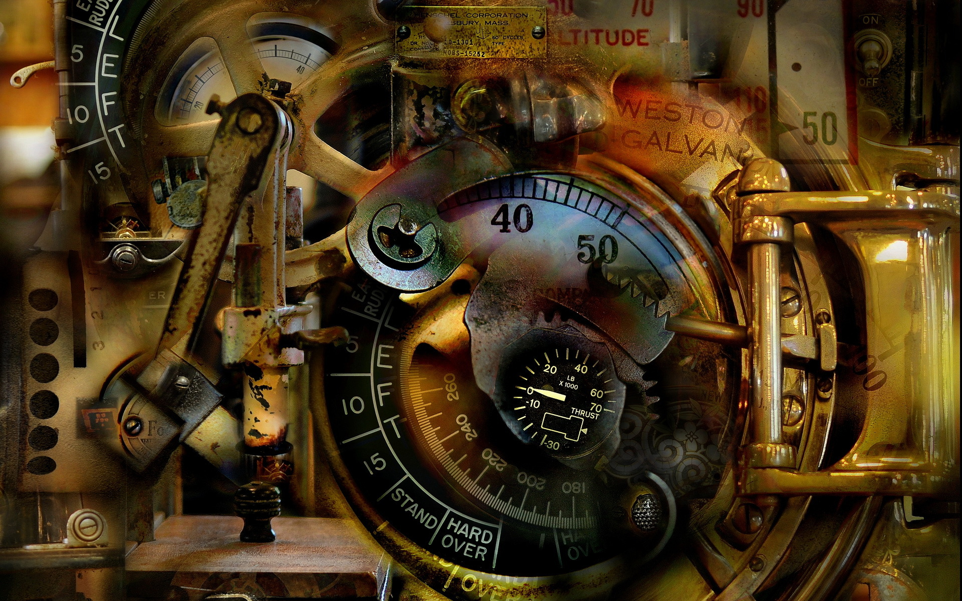antique steampunk gg wallpaper 1920x1200 179349 WallpaperUP 1920x1200