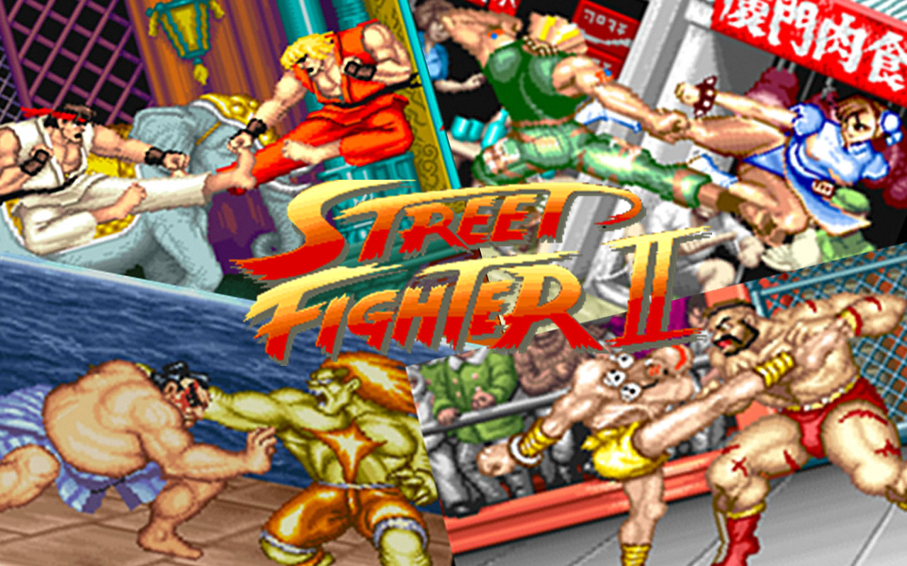 Free download street fighter ii the world by darthtallgeese fan art