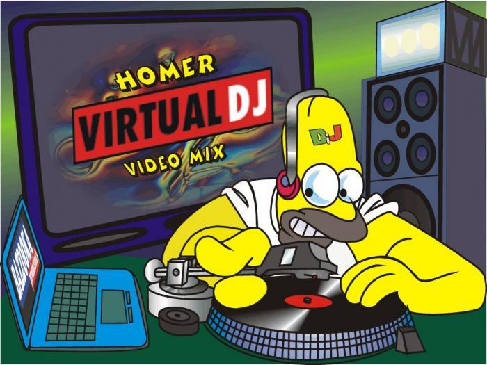 Galera multimedia de Virtual DJ Wallpapers Pack 700x525