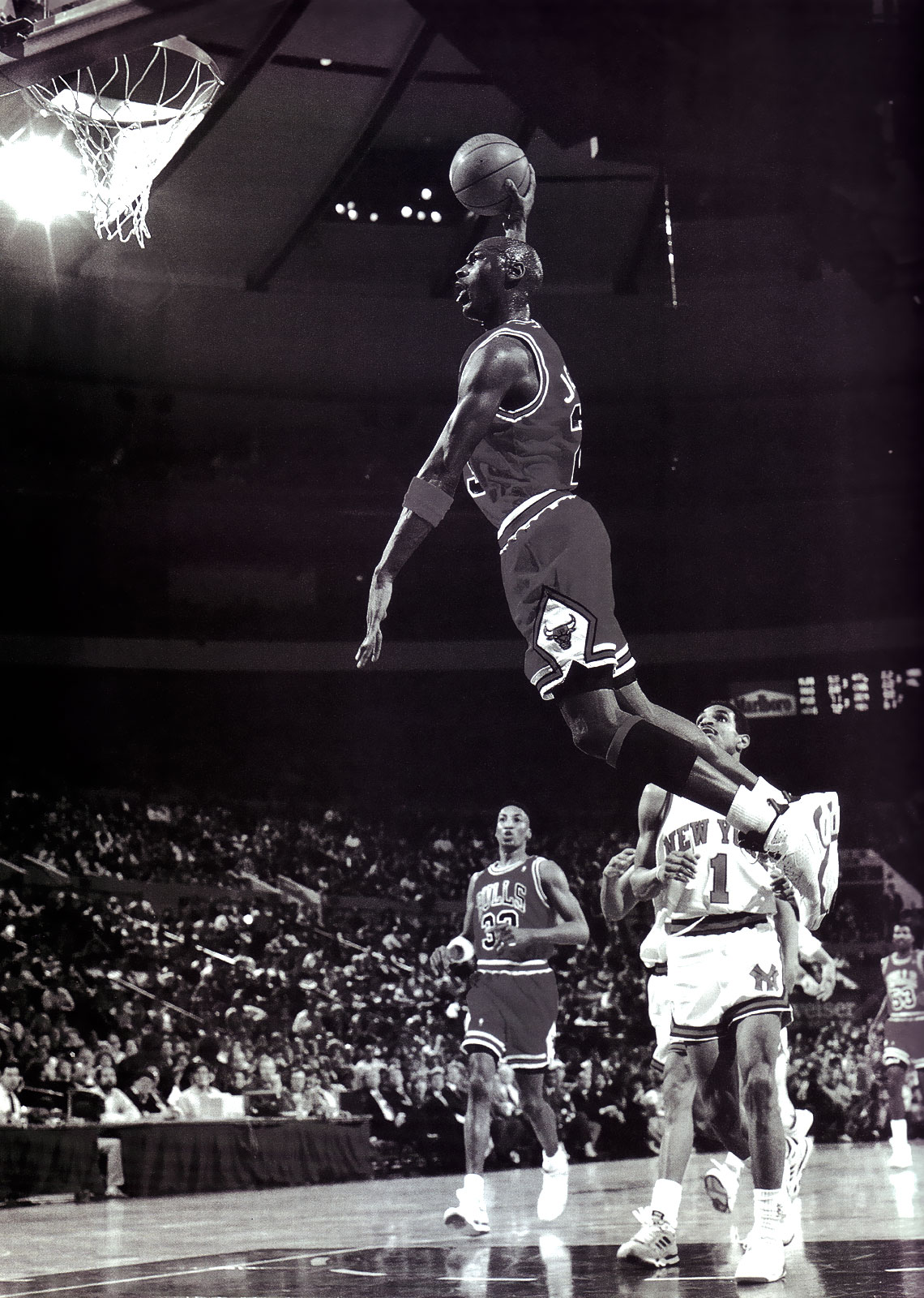 Michael Jordan Slam Dunk 1 11402151600 225355 HD Wallpaper 1140x1600