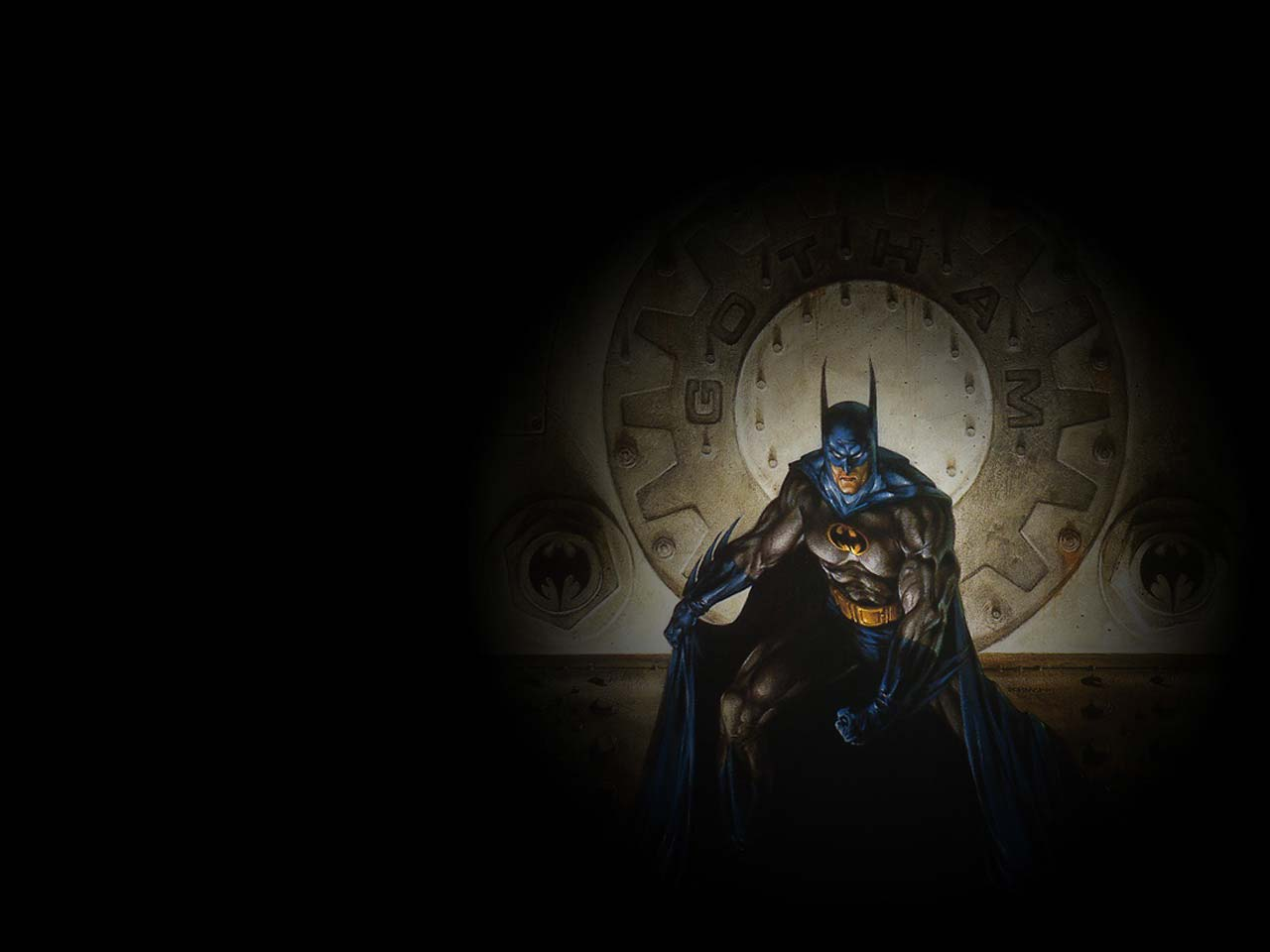Wallpaper   Cartoon Watcher   Batman wallpaper   desktop Batman 1280x960