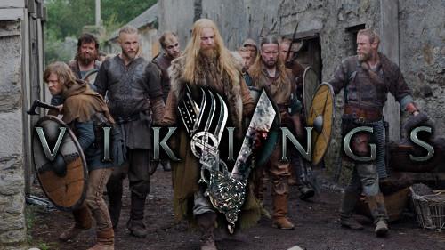 Vikings Show Wallpaper Vikings season 500x281