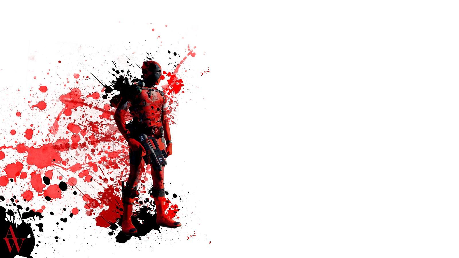 Alpha Coders Wallpaper Abyss Bande dessines Deadpool 404582 1600x900