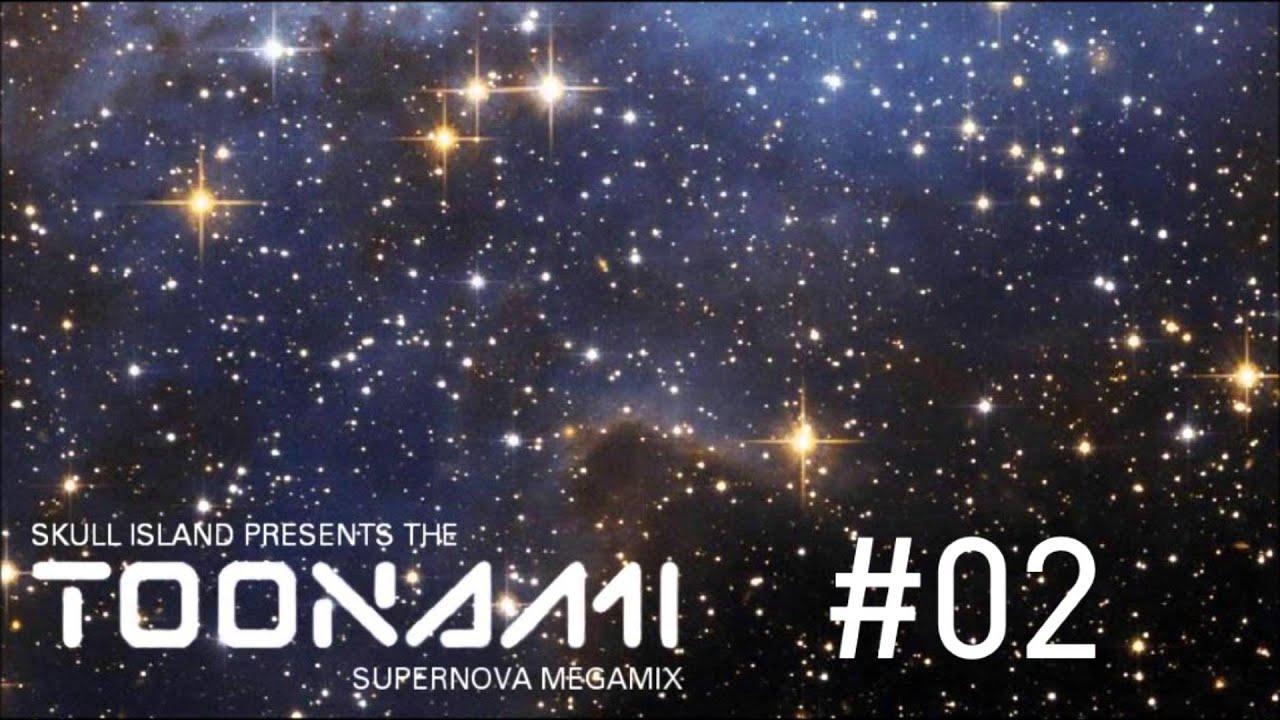 Toonami Supernova Megamix 02 True Story by El P 1920x1080