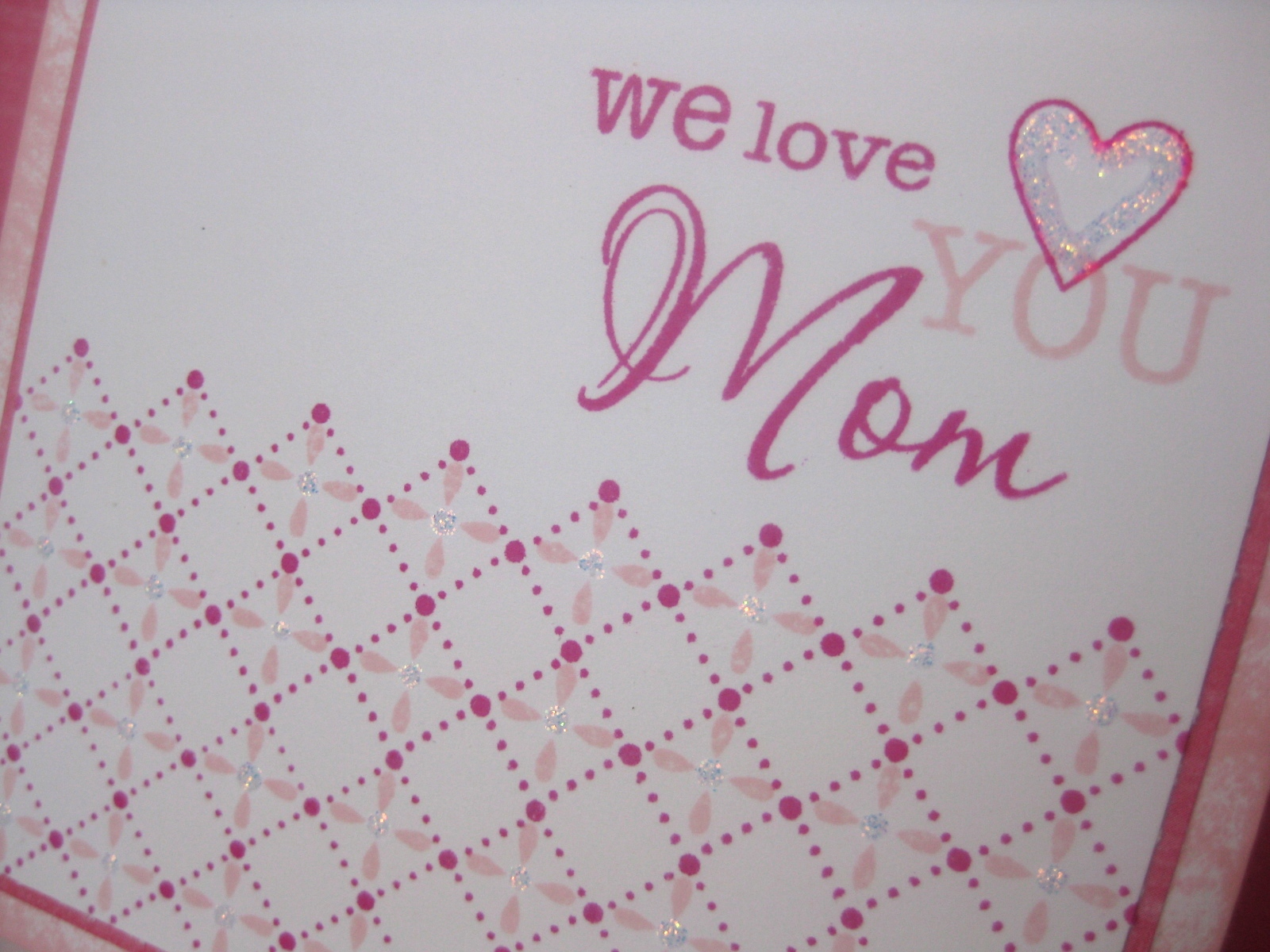 I Love You Mom Wallpapers HD 1600x1200