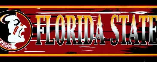 Florida State Seminoles Wallpaper Border SJC6510B   Wallpaper Border 525x209
