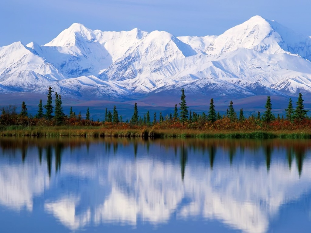 Himalayas Wallpaper Landscape Nature 1024x768