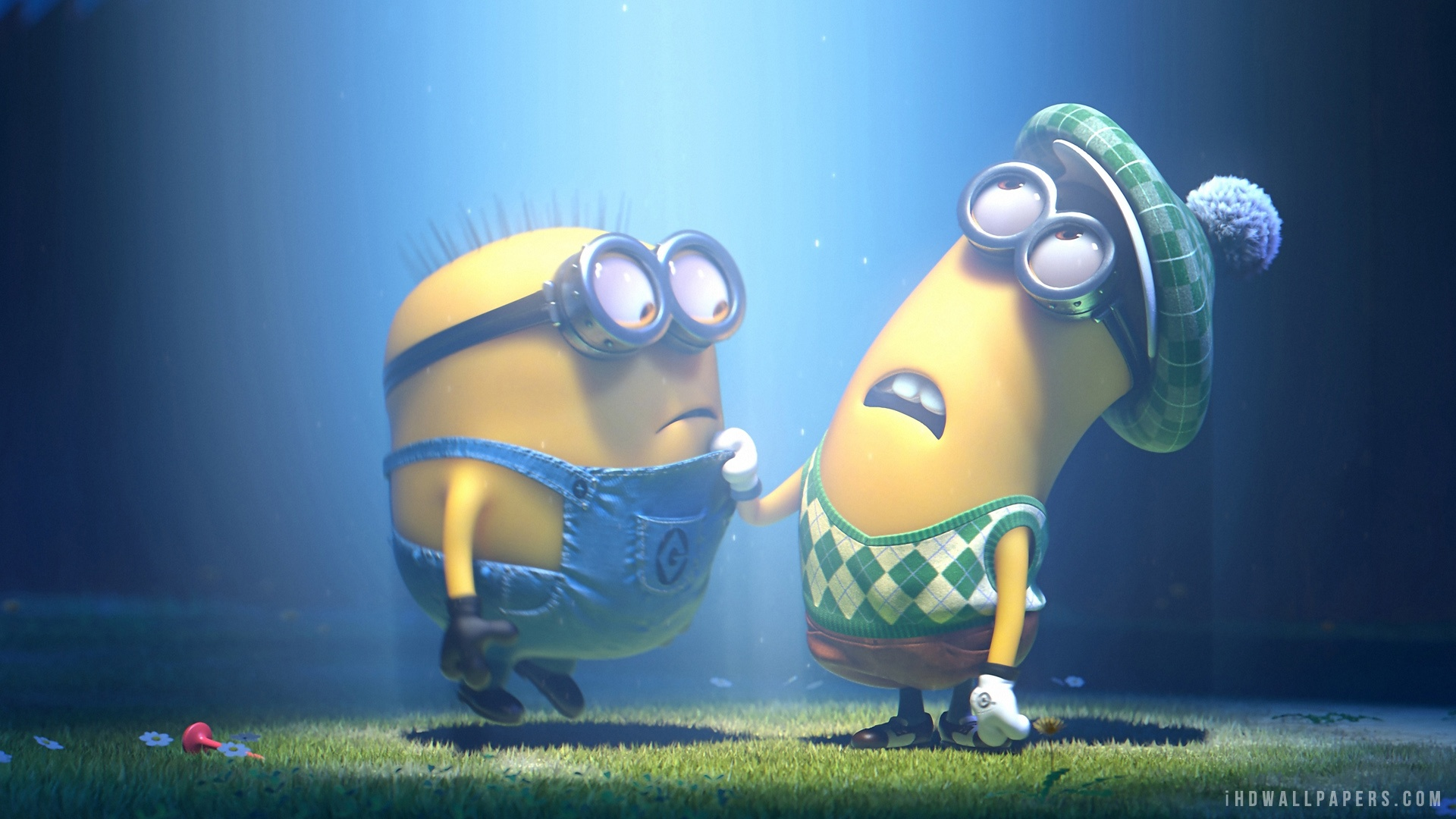 Minions Despicable Me 2 HD Wallpaper   iHD Wallpapers 1920x1080