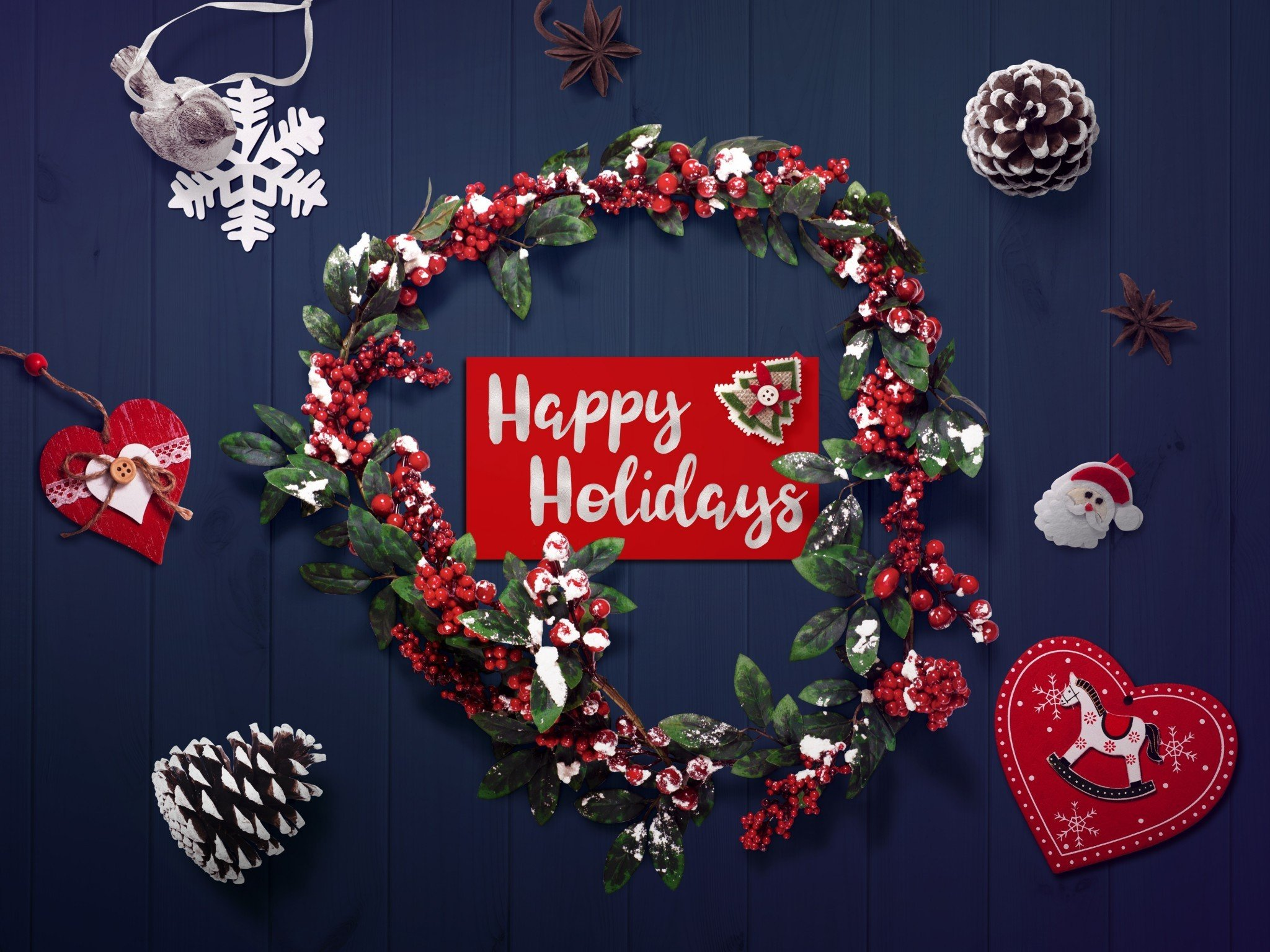 Download 2048x1536 Merry Christmas 2020 Decorations Happy 2048x1536