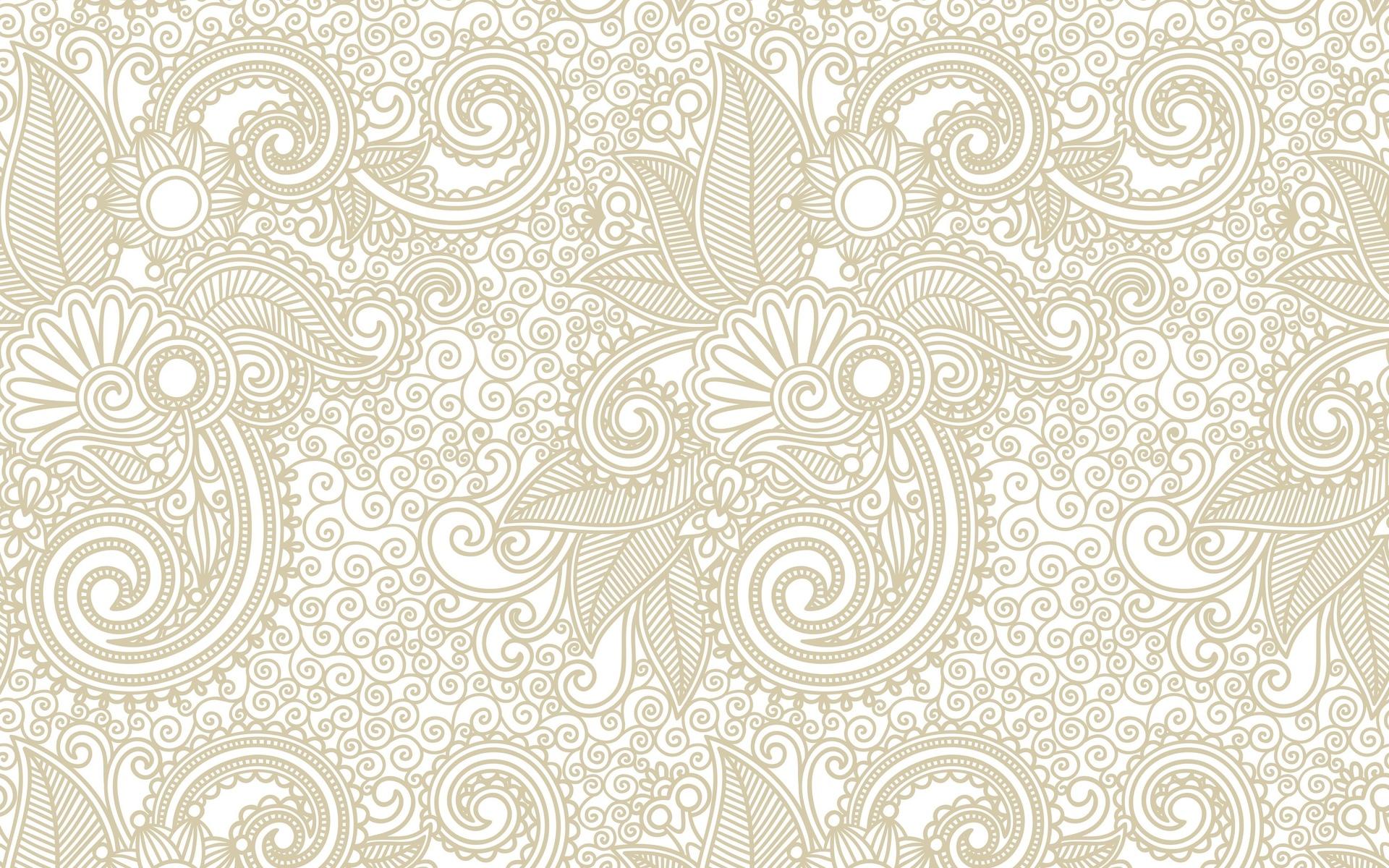 Texture pattern vector flowers leaves bokeh wallpaper 1920x1200 1920x1200