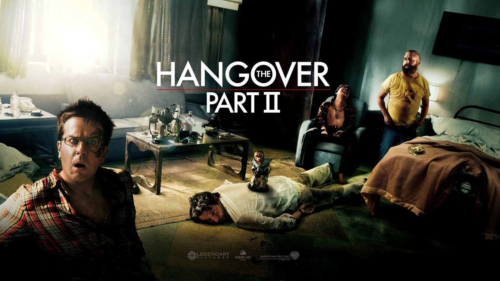 Latest Movies Review The Hangover 2 Release 28 July 2011 1600x900