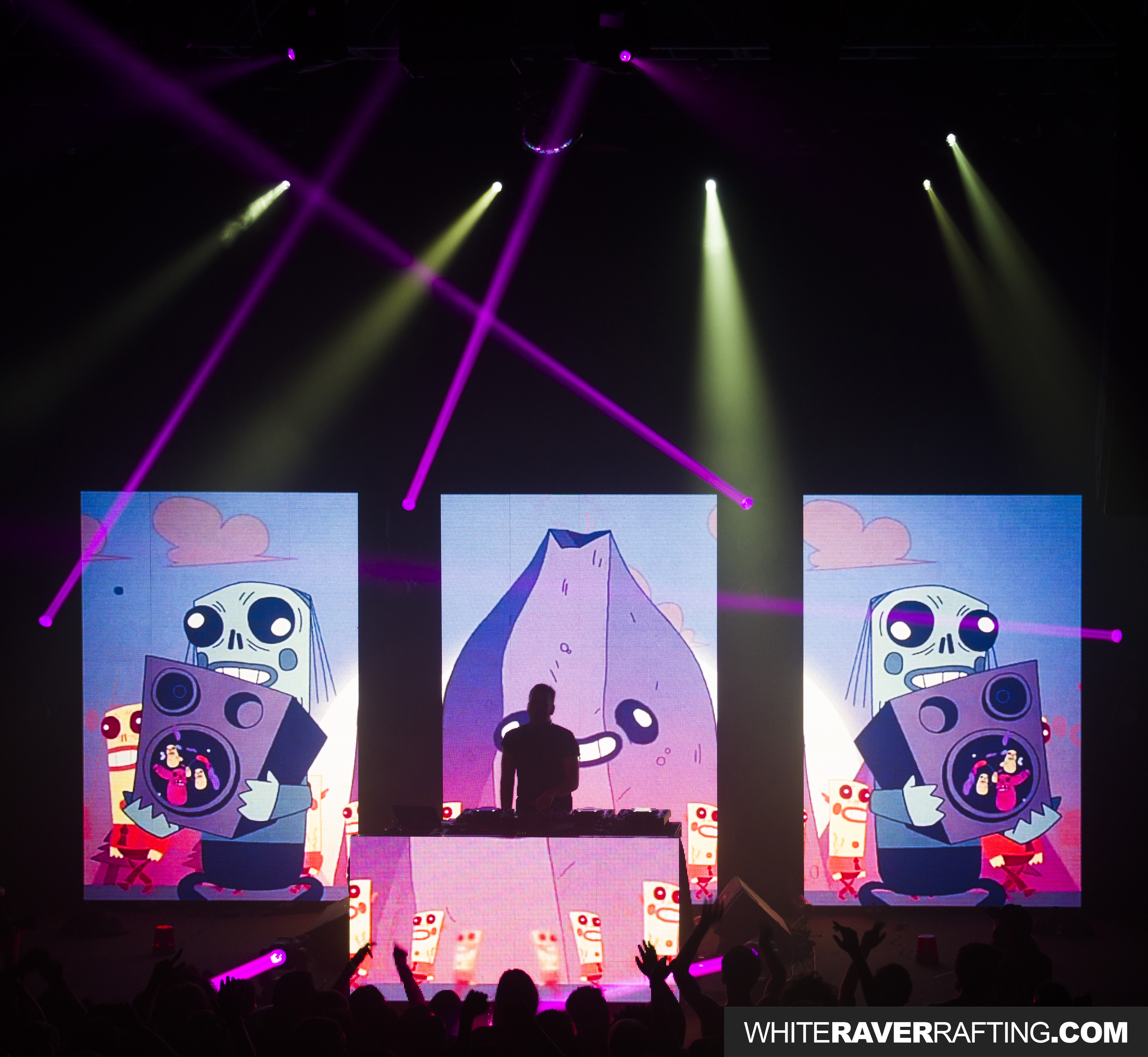 Zomboy is Controversial and Unorthodox The Undead DJ and The 3651x3363