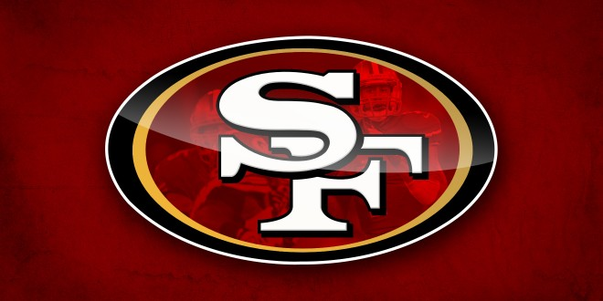 Home 49ers HD Wallpapers 49ers Logo Pics 660x330