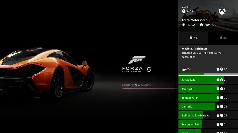 Xbox One Dashboard Wallpaper