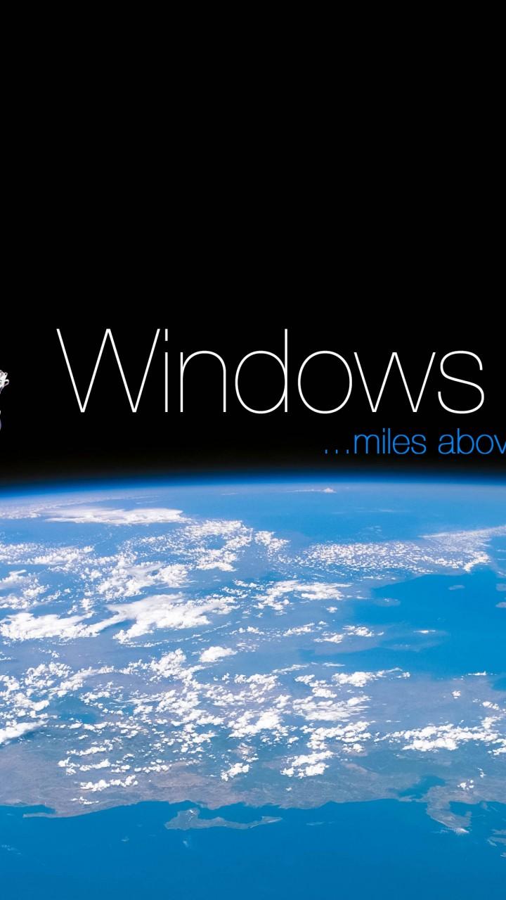 Windows 10 space 4k wallpaper 720x1280   Wallpaper   Wallpaper Style 720x1280
