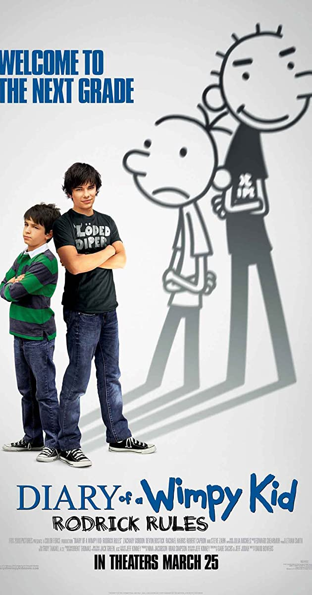 Diary of a Wimpy Kid Rodrick Rules 2011   IMDb 630x1200
