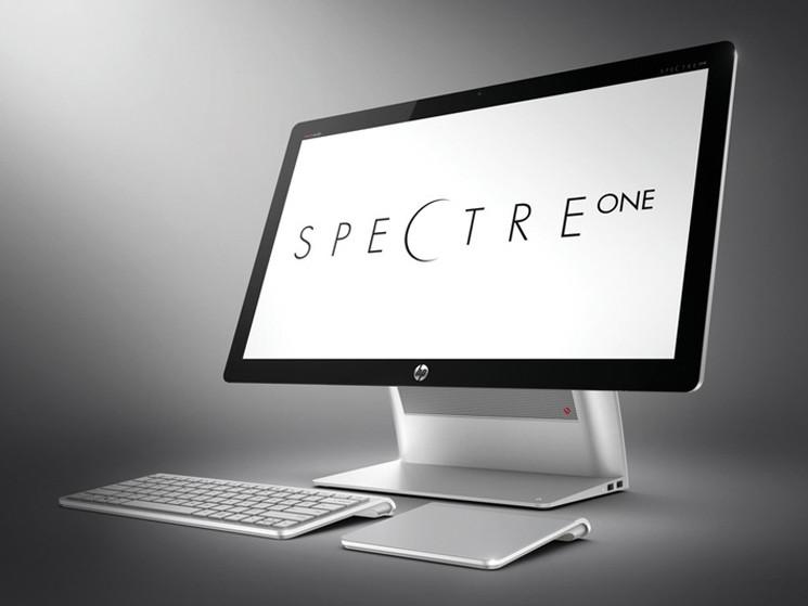 HP Spectre One All in One PC mit Windows 8   COMPUTER BILD 745x559