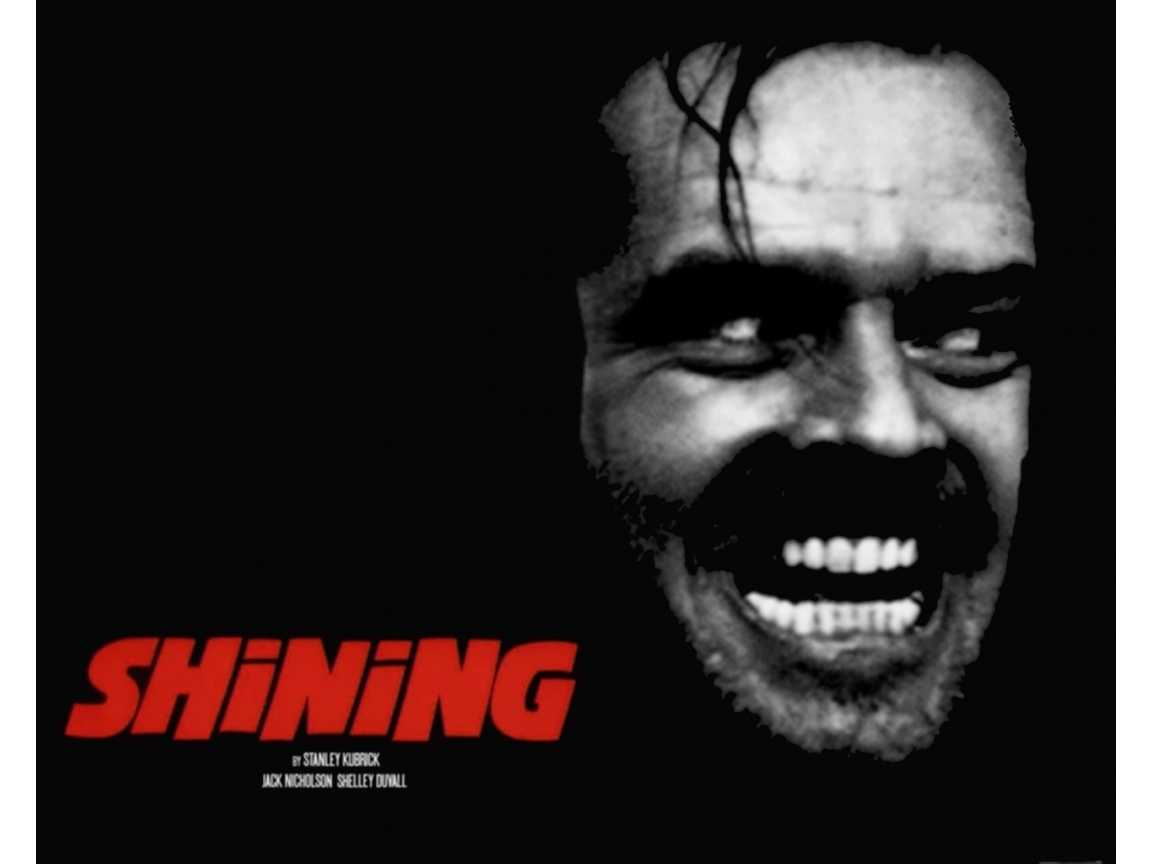 The Shining Jack Nicholson Desktop Wallpaper The Shining 1152x864