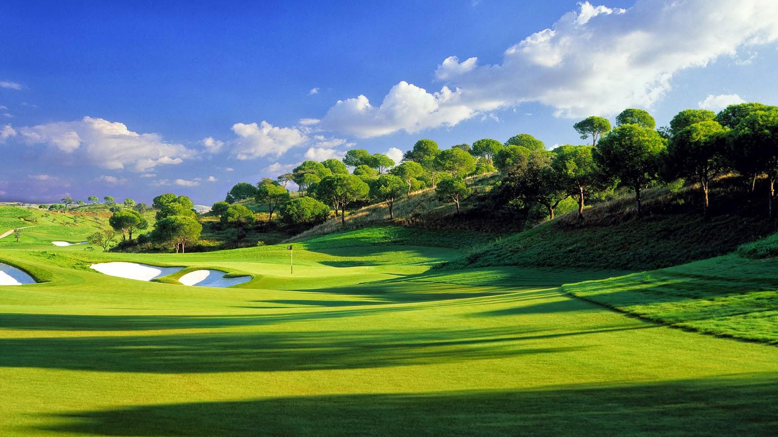 Golf Desktop Wallpaper Golf Course Desktop