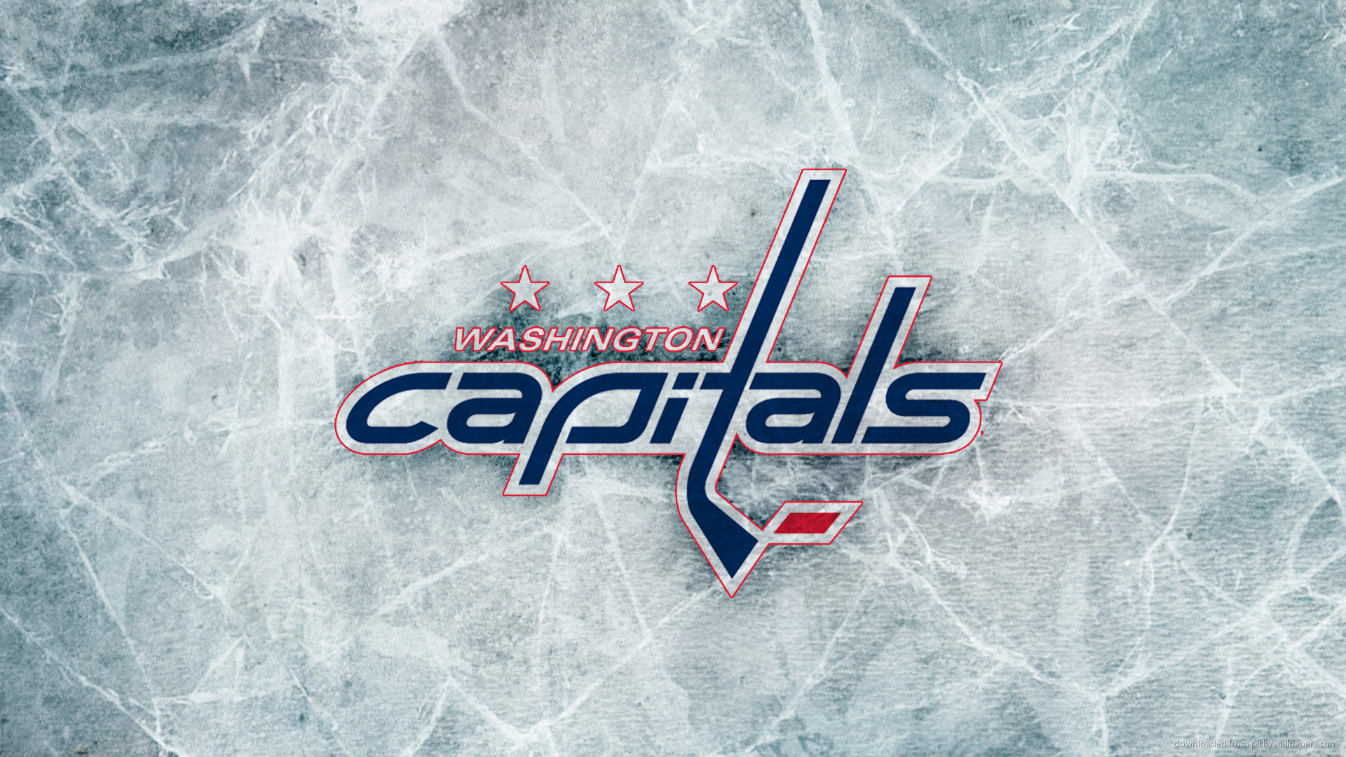 wallpaper washington sport capitals logo hockey 1920x1080