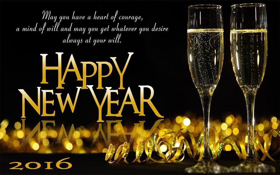 Happy New Year 2016 Wallpaper Download 50 HD 900x563