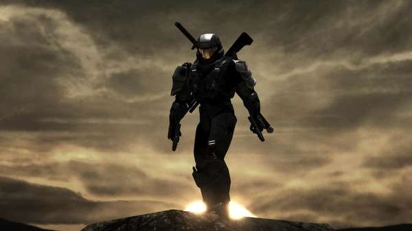 Spartan Helmet Wallpaper Hd Video games futuristic halo 600x337