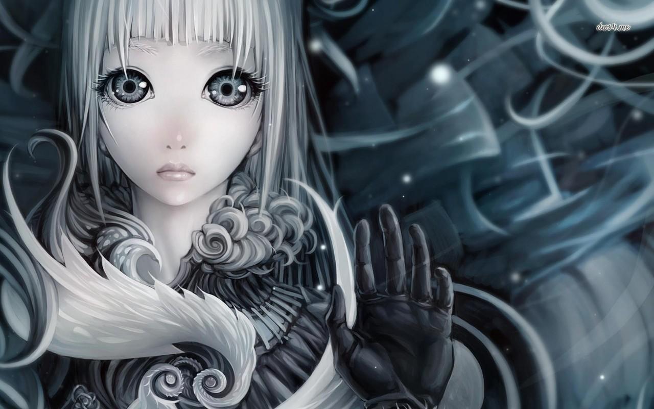 Sad woman wallpaper   Anime wallpapers   16837 1280x800