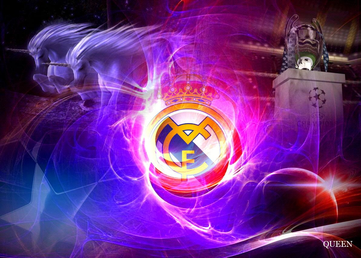 Real Madrid New Logo Cool Wallpapers 12547 Wallpaper Cool 1192x852