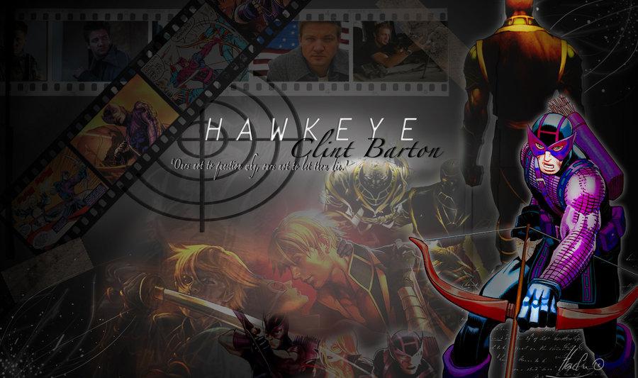 Hawkeye Wallpaper by LadyHachi 900x533