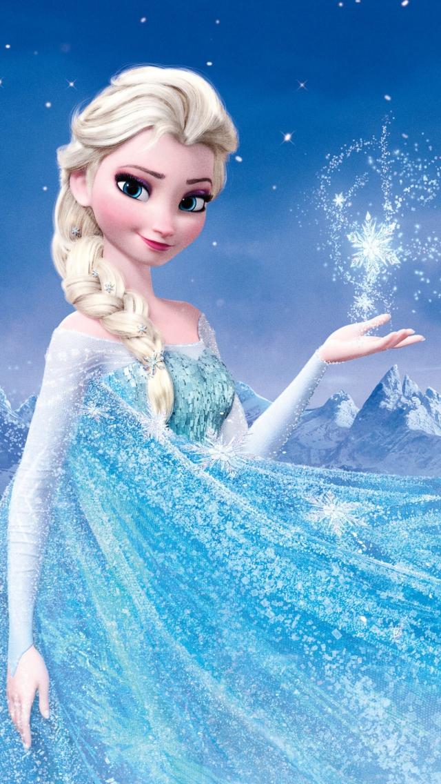 Elsa Wallpaper For Iphone Frozen Disney photos of Disney Iphone 640x1136