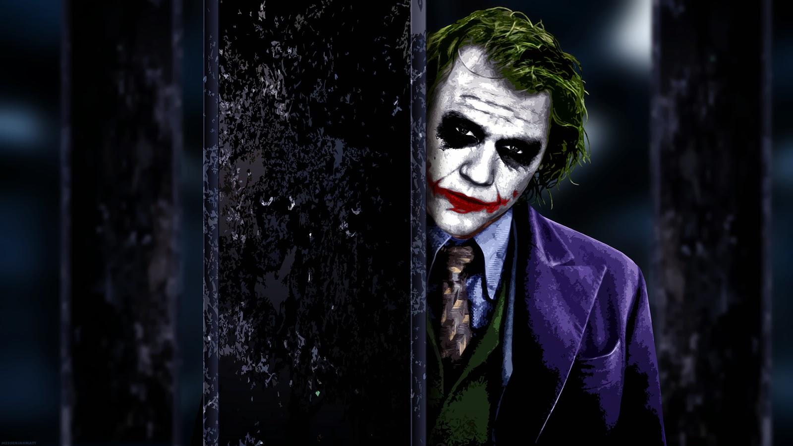 Joker HD Wallpapers joker backgrounds widescreen joker images 1600x900