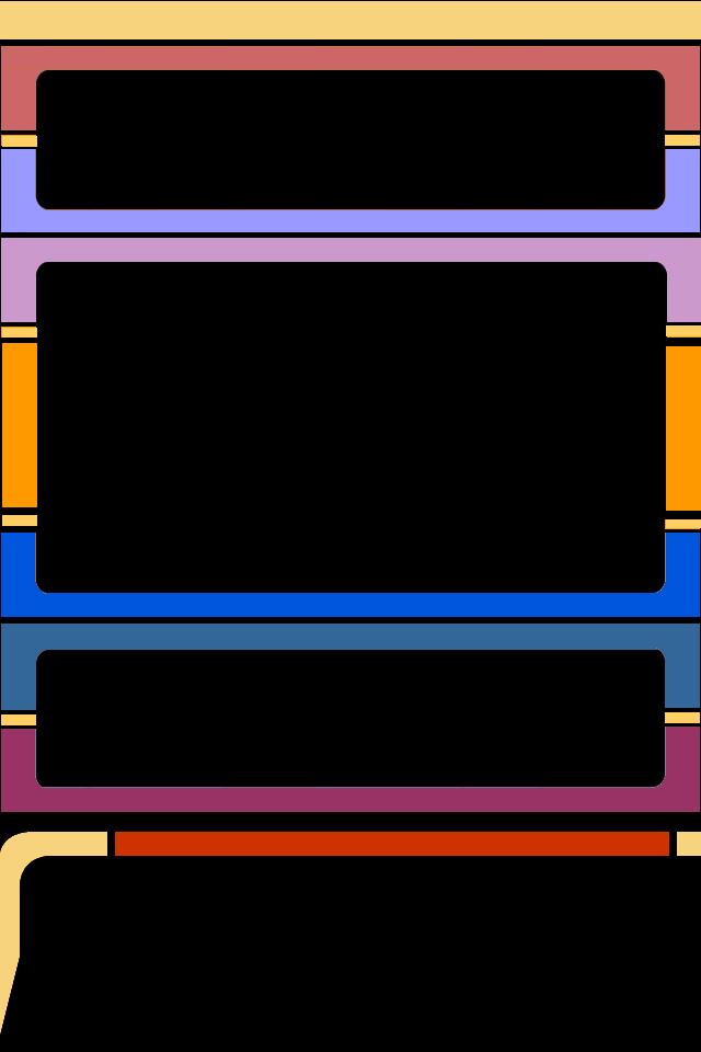 LCARS Iphone Shelf Wallpaper 2 by bastian1967 on deviantART 640x960