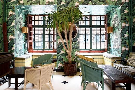 Indochine Restaurant martinique New York City 550x365