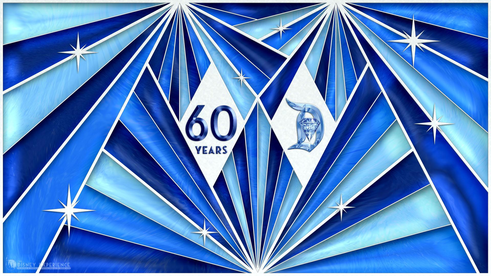 Disneyland 60th Anniversary 1920x1080