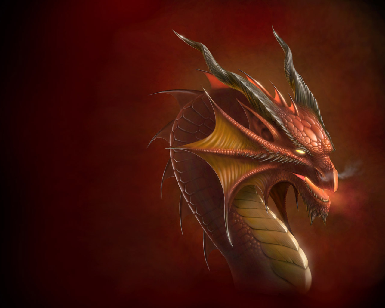 Dragon   Page 2 1280x1024