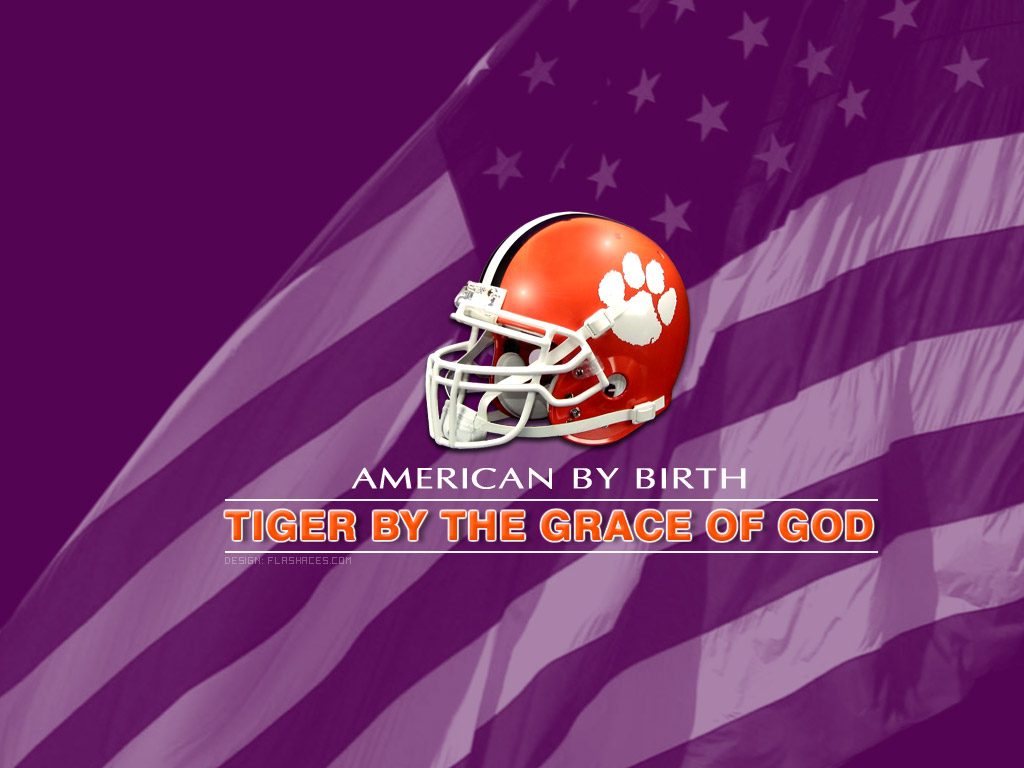 Clemson Tigers Wallpaper Hd Wallpapers 1024x768