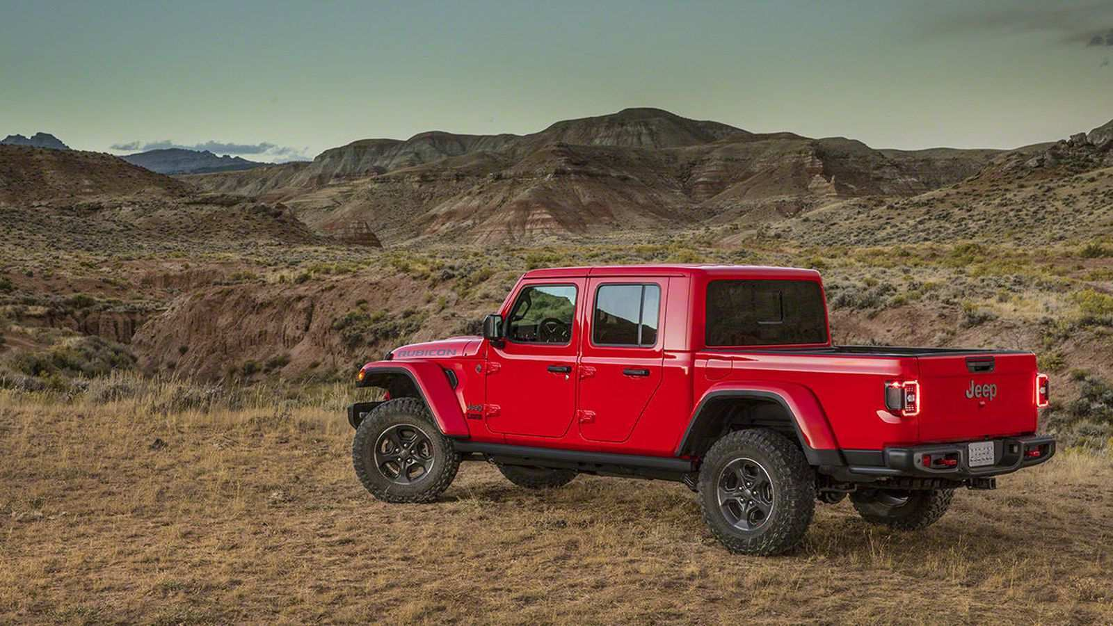 58 Best Review 2020 Jeep Wrangler Pickup Truck Wallpaper by 2020 1600x900