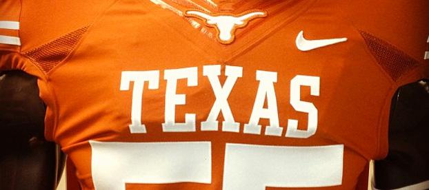 New Texas Football Jersey Updates   NikeBlogcom 622x276