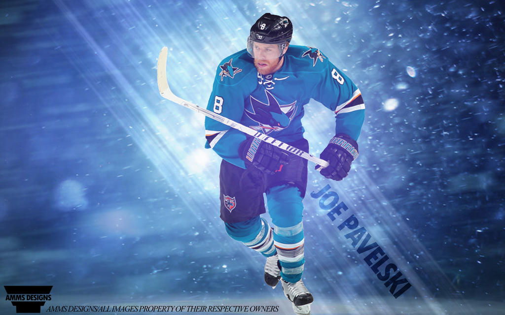 Joe Pavelski Wallpaper by AMMSDesings 1024x640