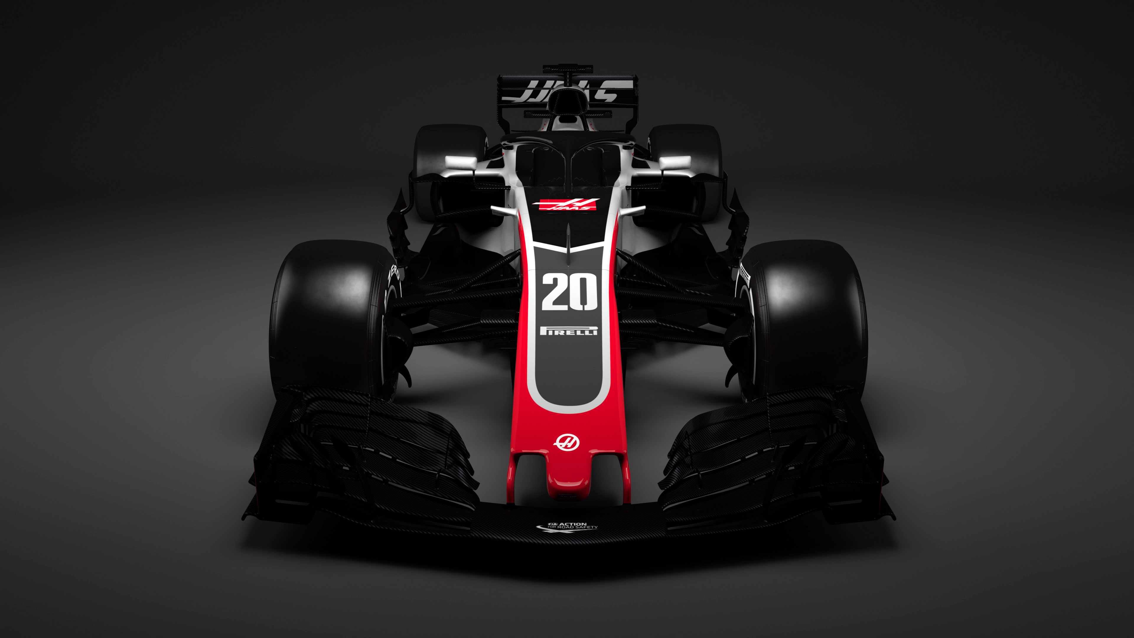 Haas F1 Formula 1 Car 4K Wallpaper HD Car Wallpapers ID 9598 3840x2160