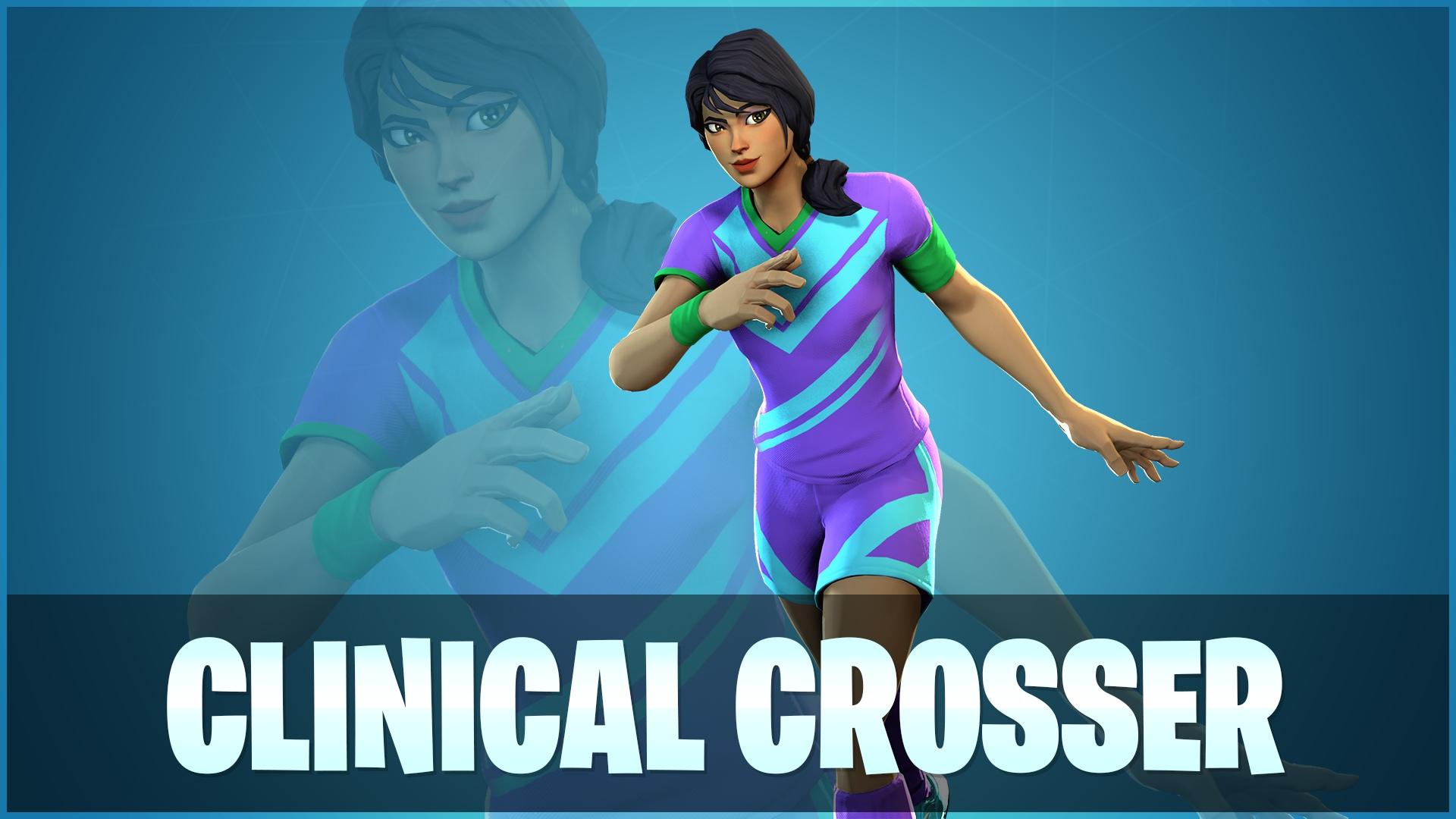 Steam Workshop [FORTNITE] Clinical Crosser 1920x1080