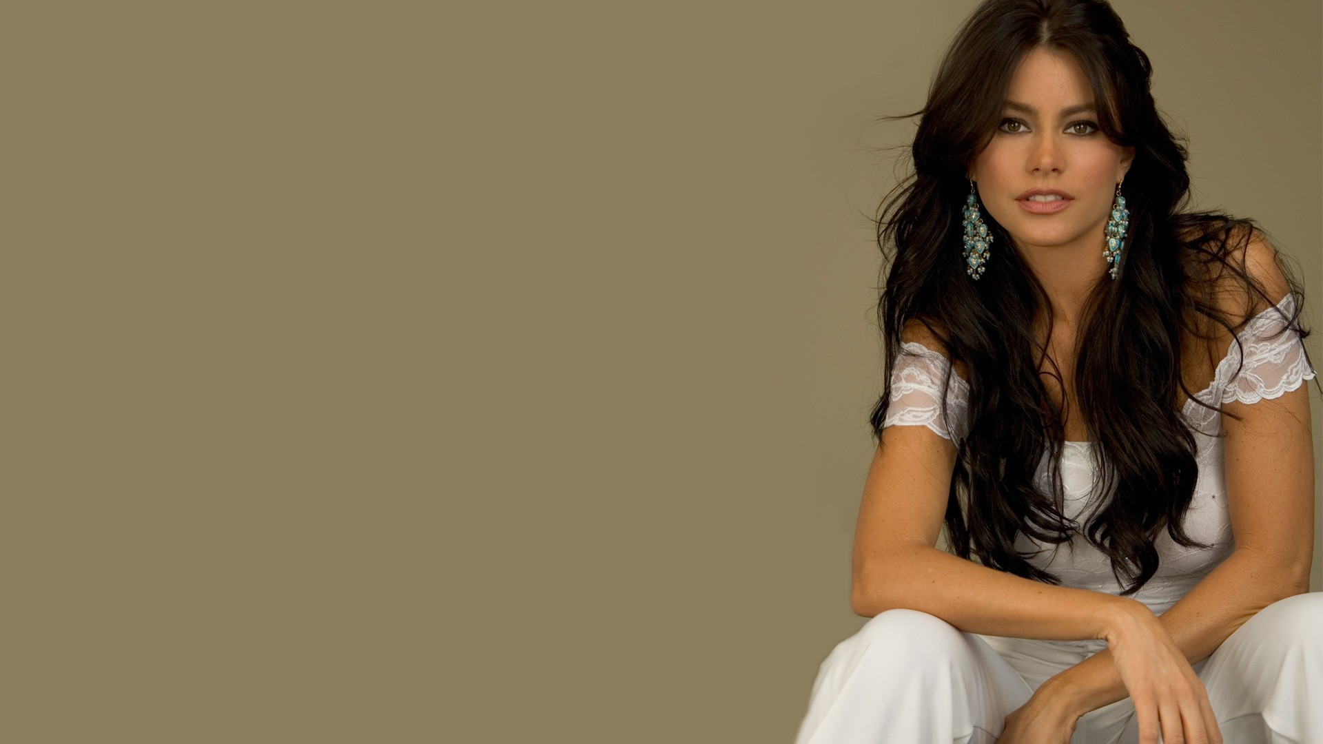 Sofia Vergara Younger Years HD Wallpaper Background Images 1920x1080