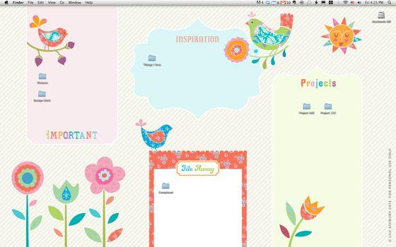 Free Desktop Organizer Wallpaper Wallpapersafari