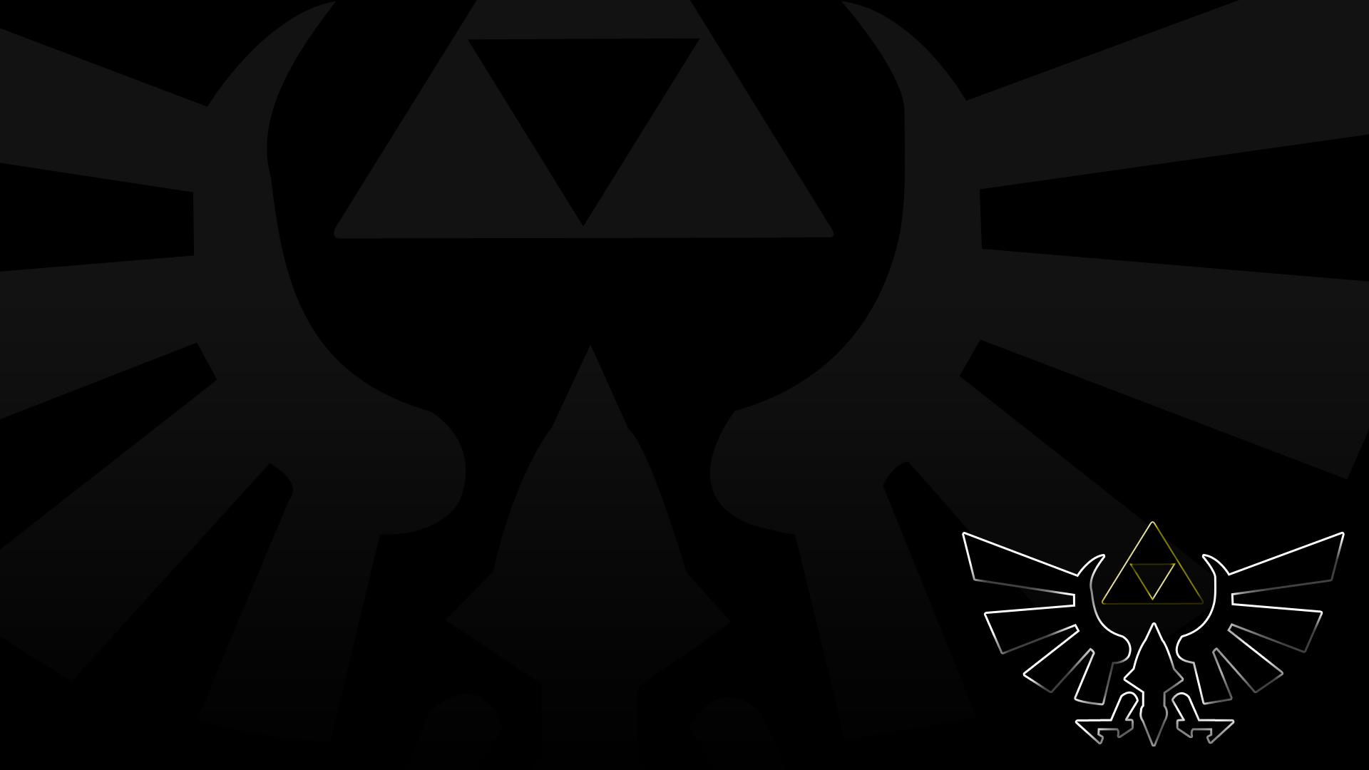Triforce The Wallpaper 1920x1080 Triforce The Legend Of Zelda 1920x1080