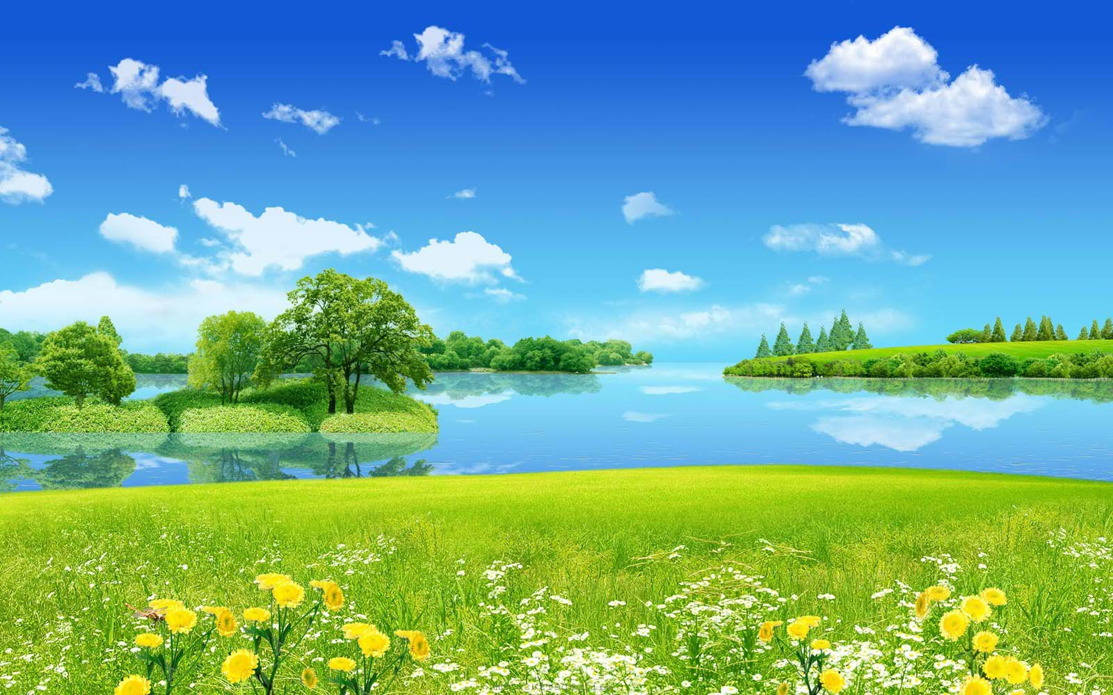 Nature Background HD Wallpapers Pulse 1600x1000