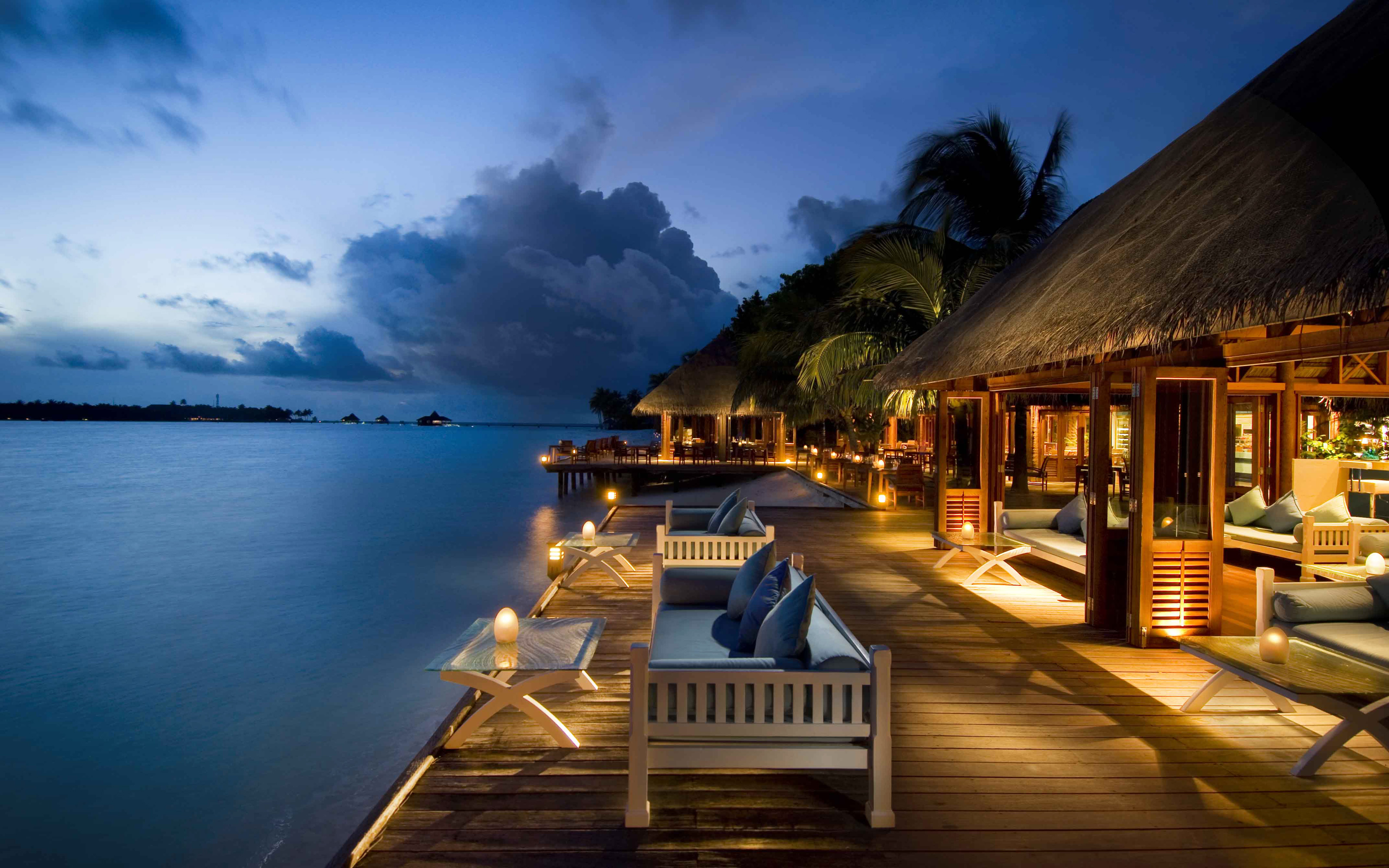 Conrad Rangali Island Maldives Hotel Maldives Twice Voted As 3200x2000