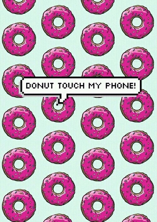 Don t touch my phone We Heart It 499x707