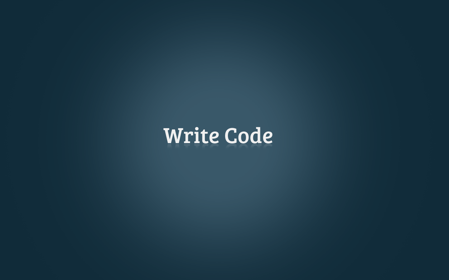 Programmers can create new world in code HD Programmers Wallpaper 1440x900