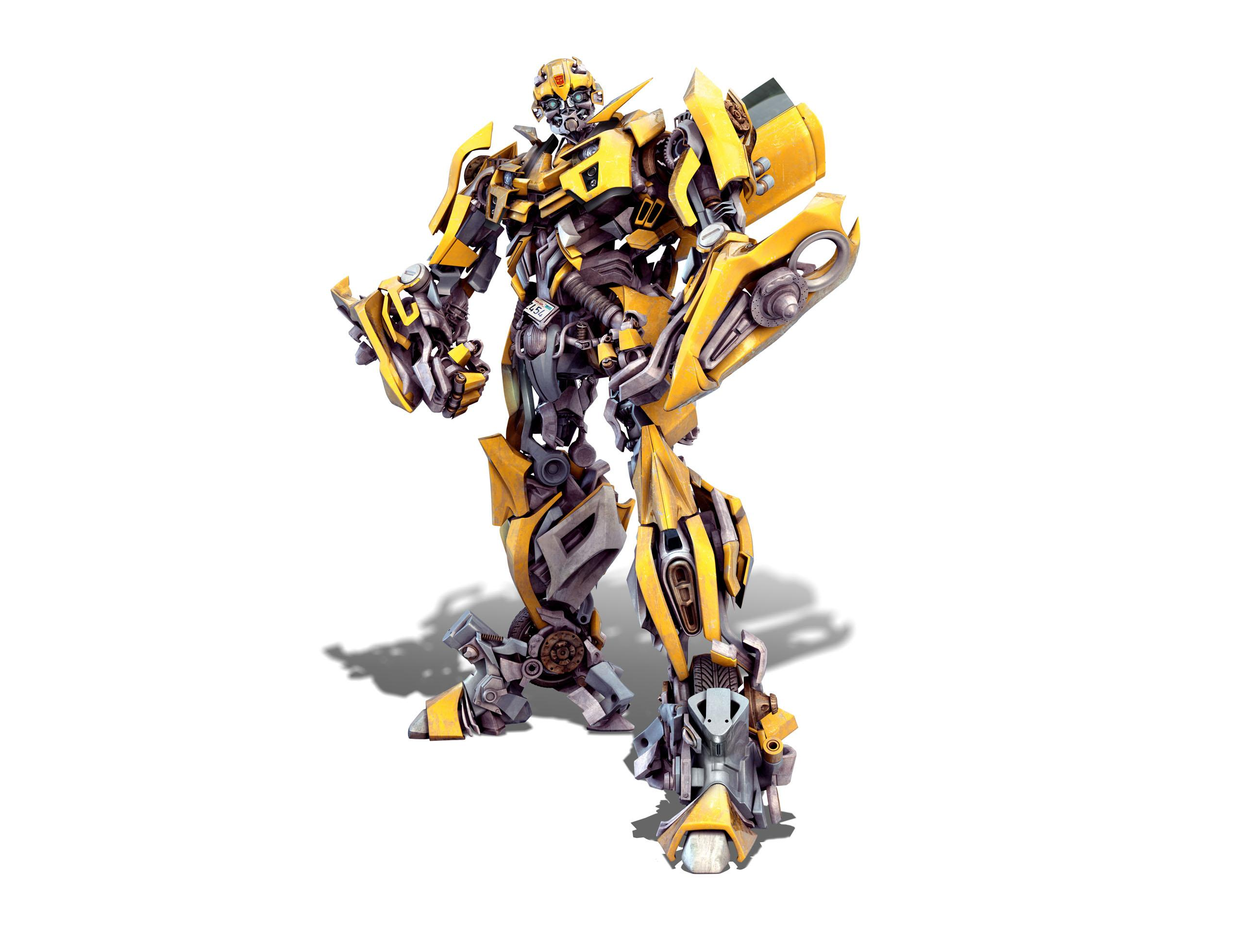 Trans Formers Bumblebee 97